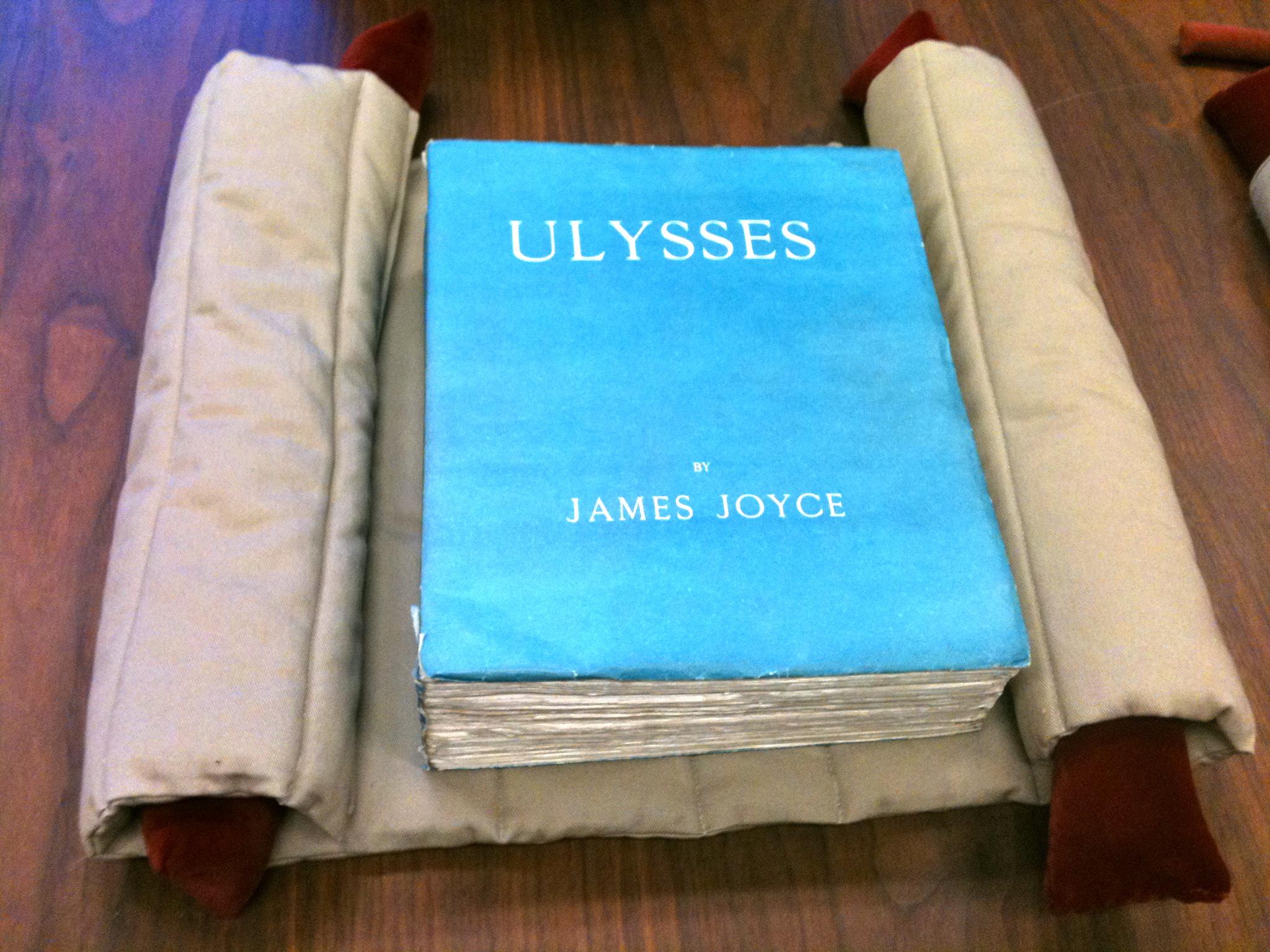 Primera edición de Ulises